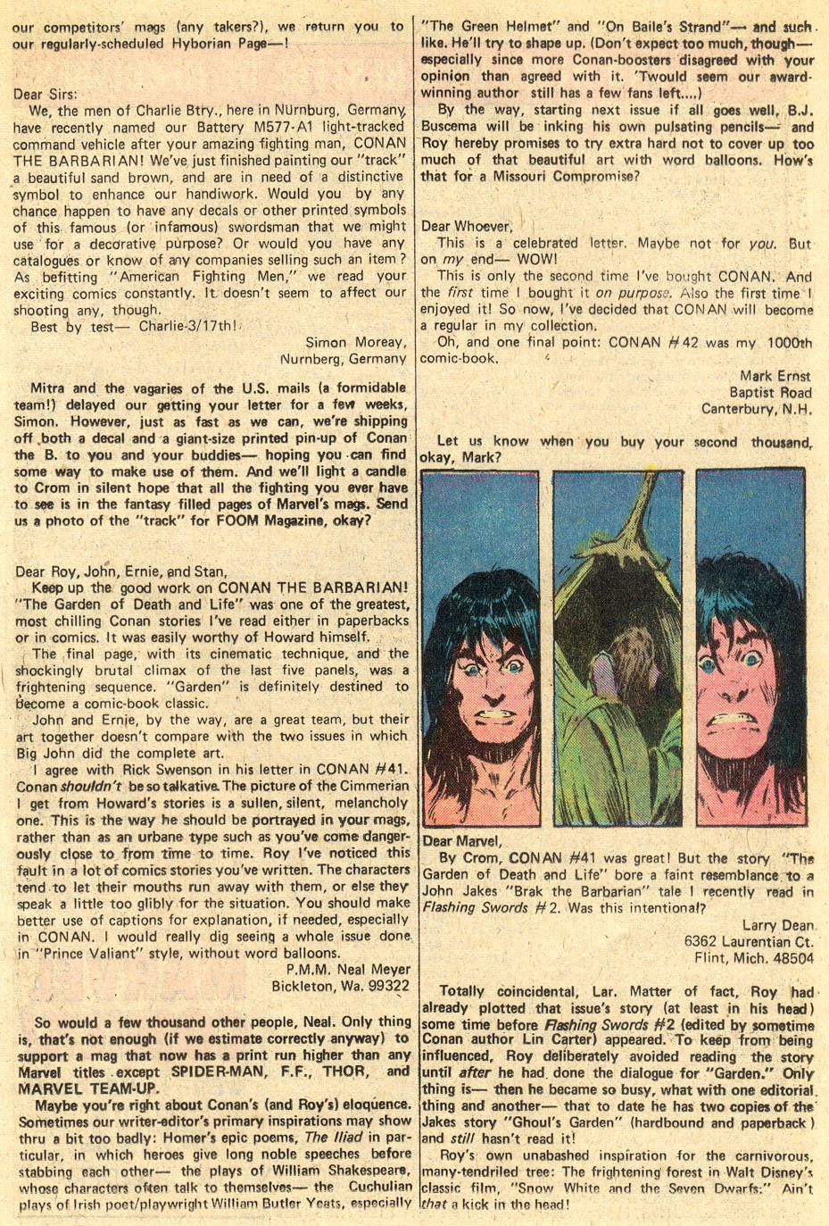 Conan the Barbarian (1970) Issue #45 #57 - English 23
