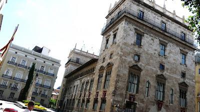 Palacio Generalitat, Valencia, Travelling, Comunidad Valenciana, Kimanel, Velycar