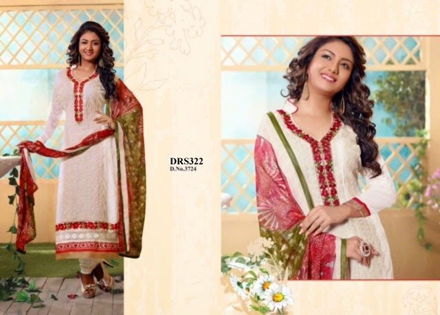 Purchase Different Style New Georgette Dress Material