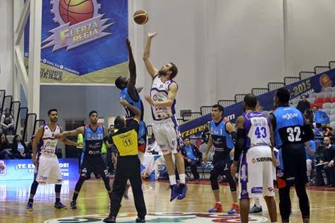Lance Allred jump basketball