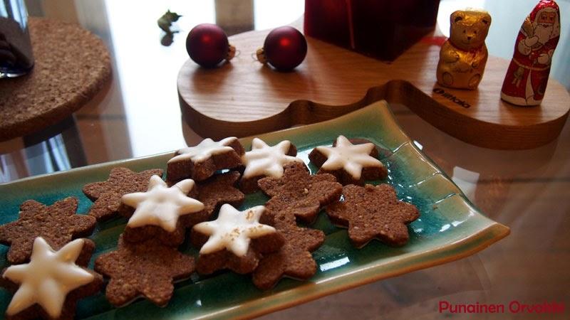 Gluteenittomat joulutahdet