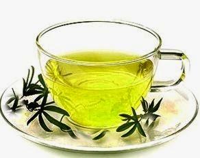 teh hijau untuk masalah berat badan