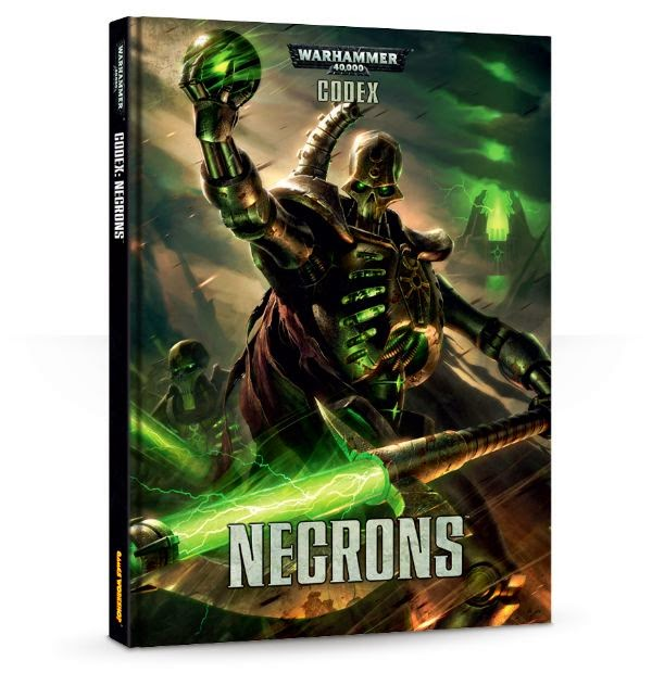Necron Codex QnA and Harlequin Confirmations