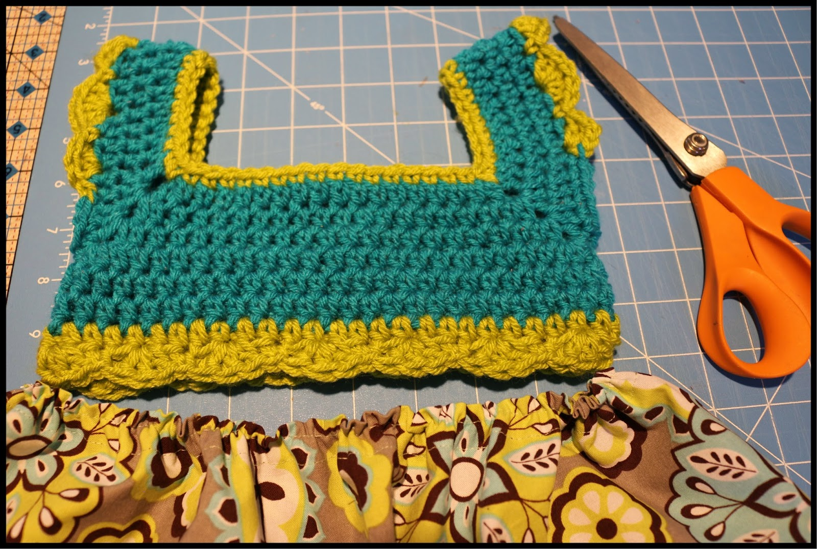 This Housewife Life Crochet Fabric Awesome Free Pattern