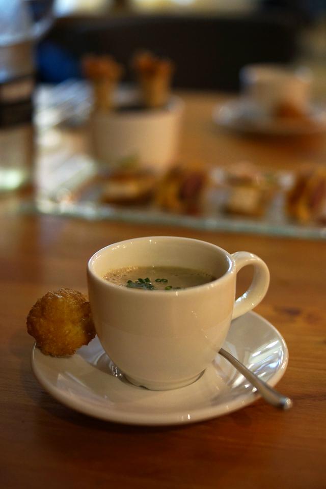 Hello Freckles Seasonal Showcase Mushroom Soup Artisan Newcastle