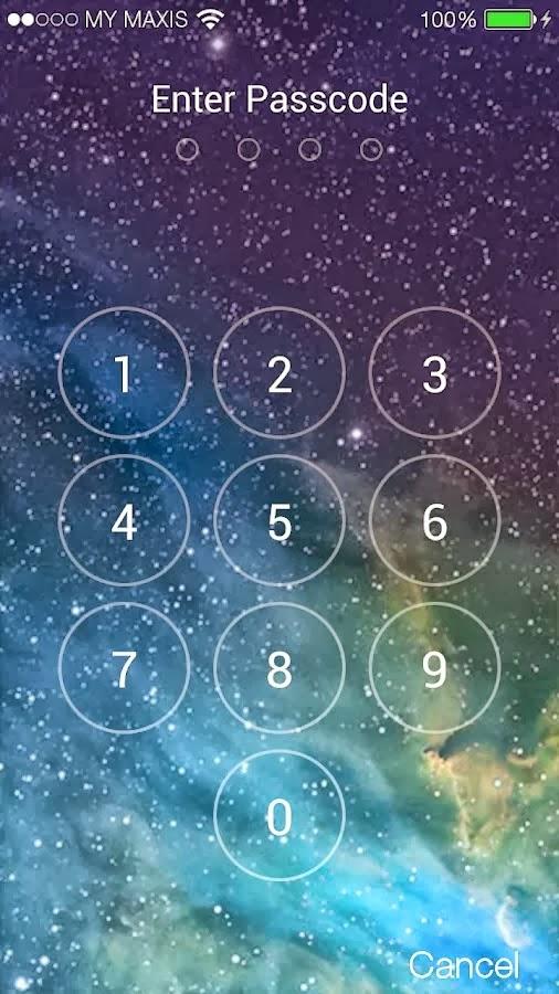 ios 7 lockscreen parallax hd apk
