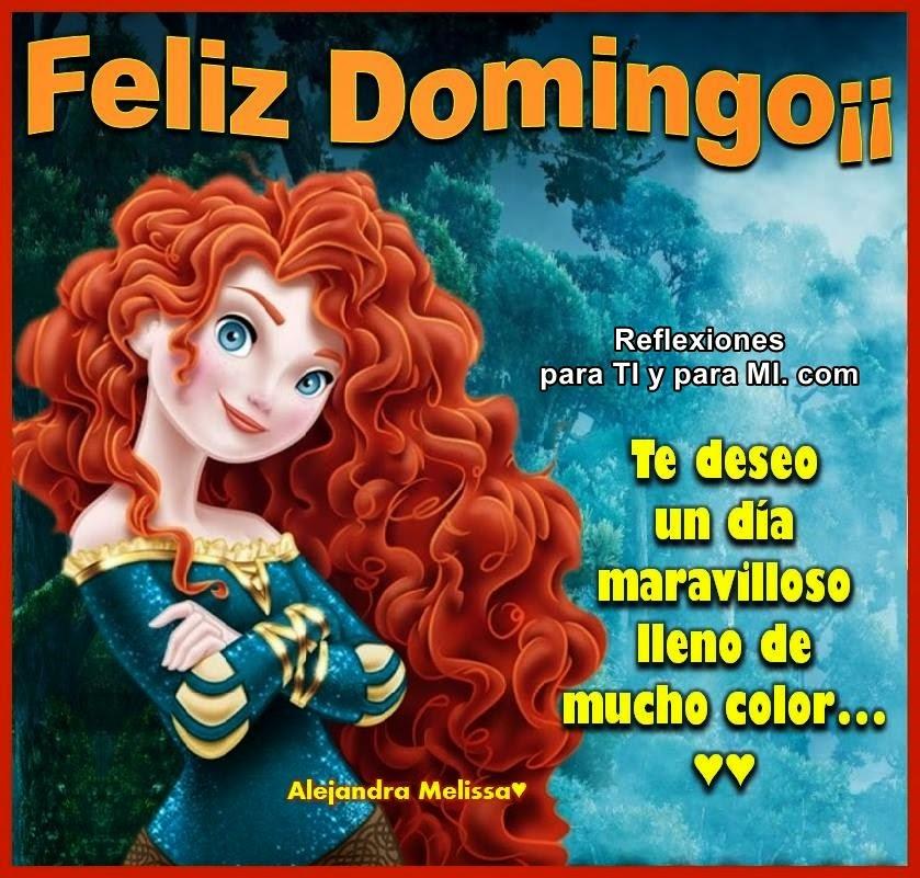 Te deseo un día maravilloso lleno de mucho color...  Feliz Domingo !!!