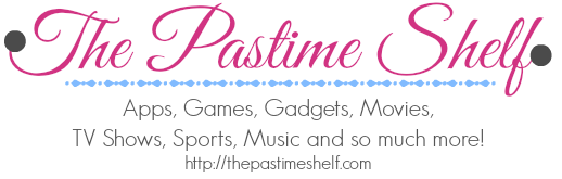 The Pastime Shelf