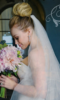 Hilary Duff Wedding Hairstyle