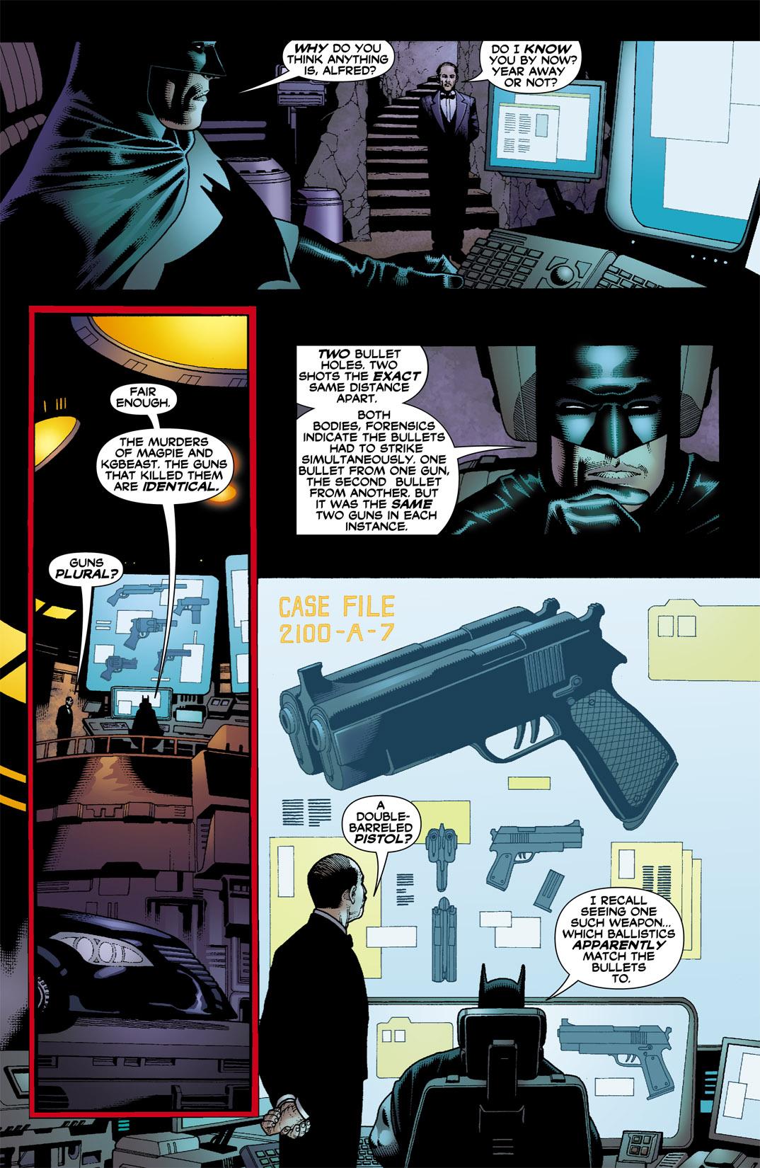 Detective Comics (1937) 818 Page 5