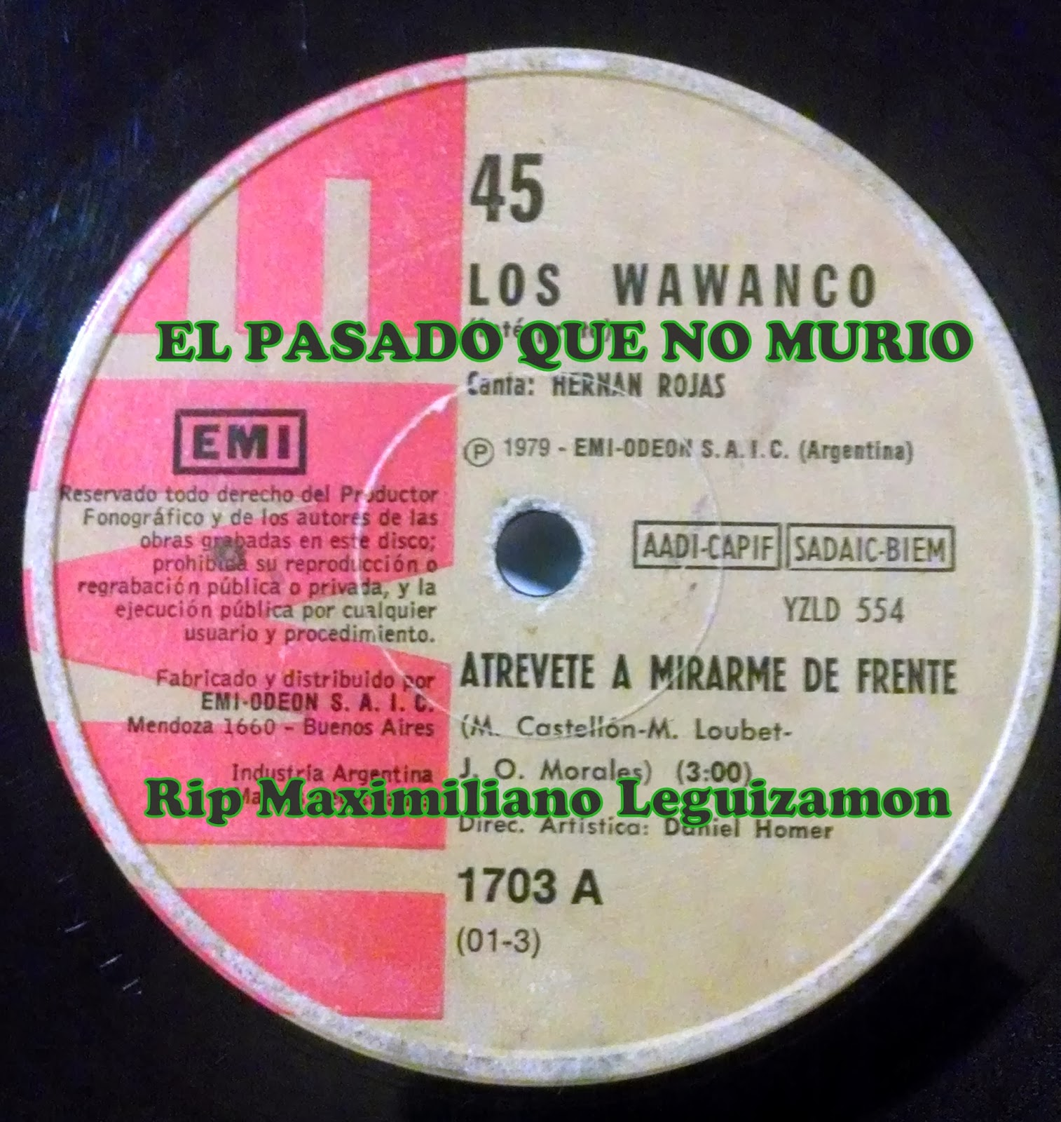 El Pasado Que No Muri Los Wawanco
