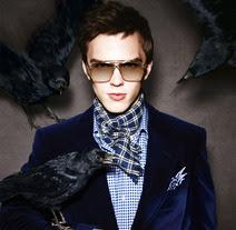 Tom Ford Blue Velvet Blazer