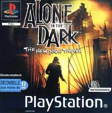 Free Download Games Alone In The Dark The New Nightmare ps1 for pc Full Version