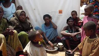 Somalis in Mogadishu