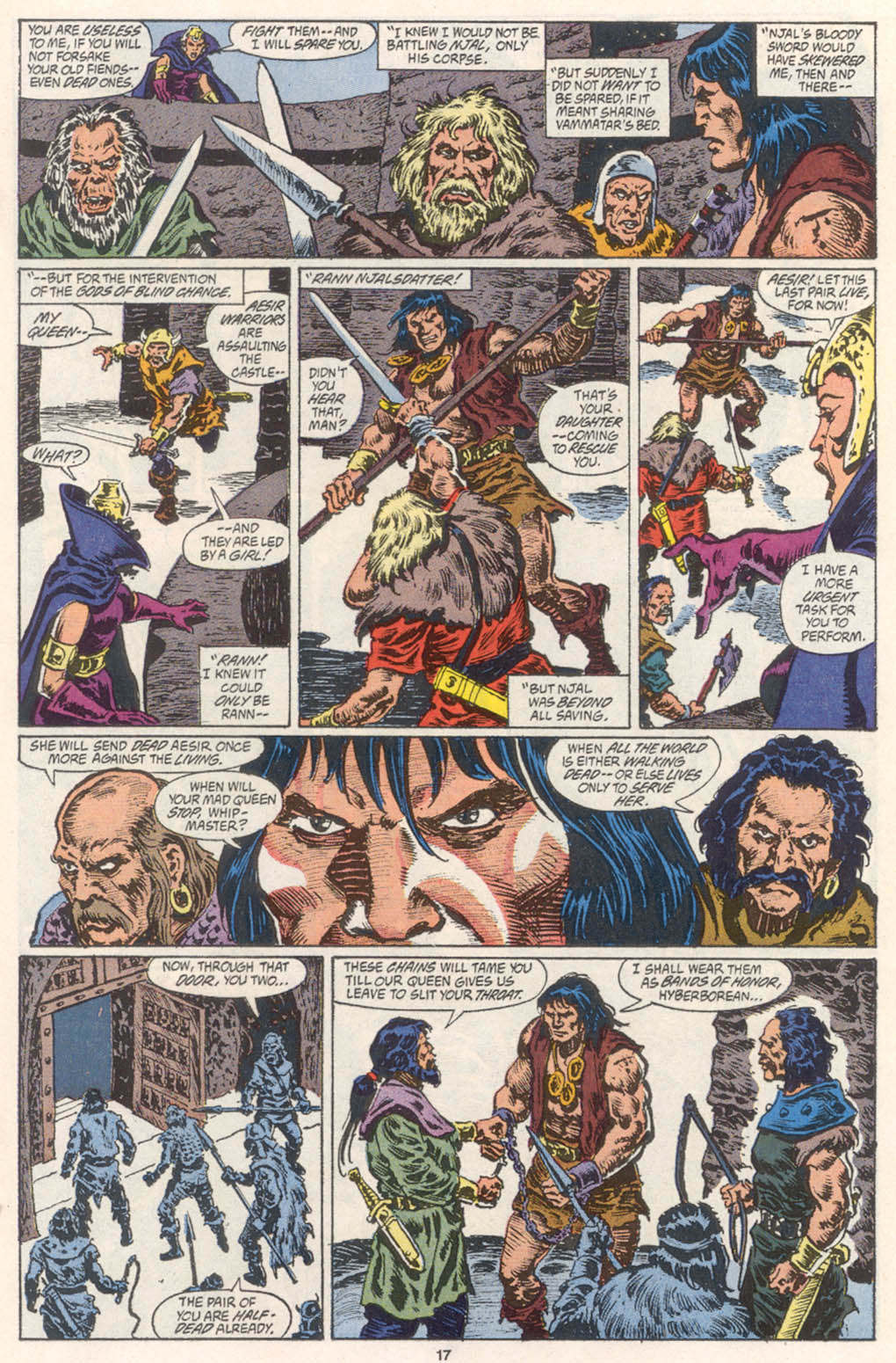 Conan the Barbarian (1970) Issue #254 #266 - English 14