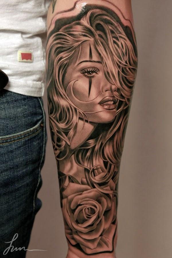 Tattoo Spruche Unterarm Tattoo