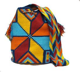 Colorfull Wayuu Bag