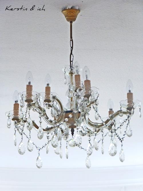 Kronleuchter Lampe