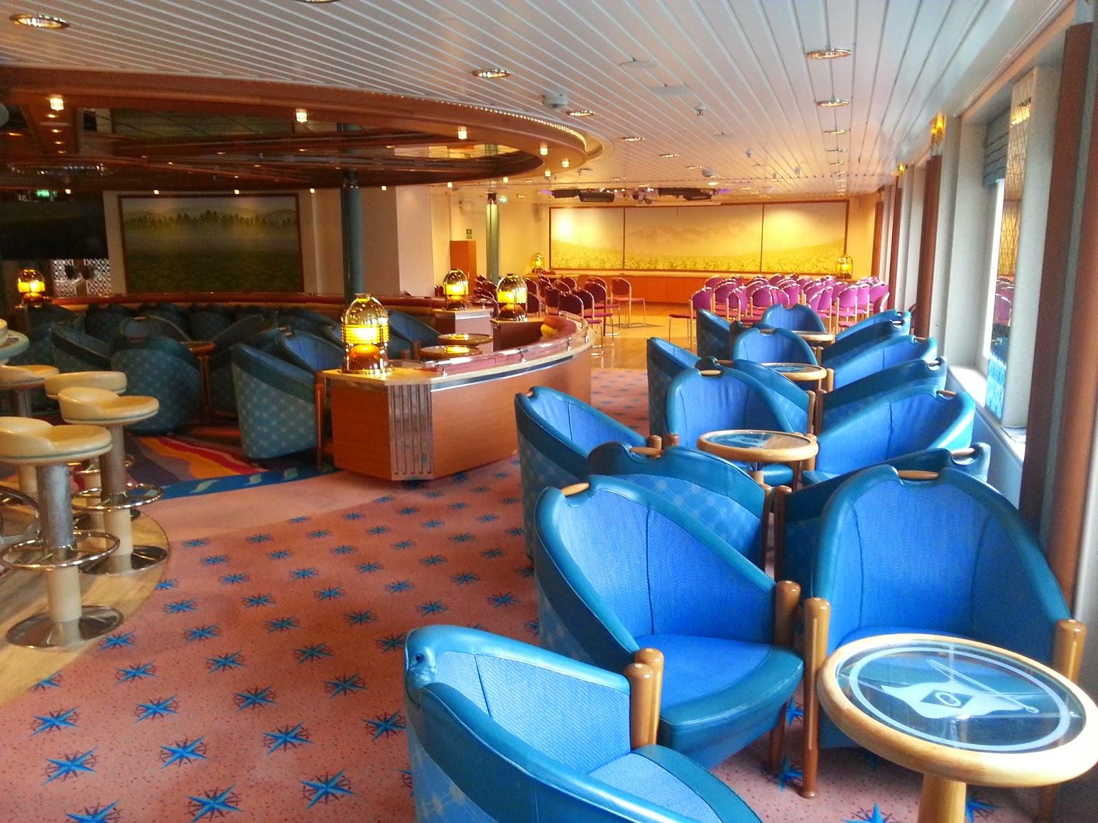 Hurtigruten MS Richard With - Draugen Troll Bar