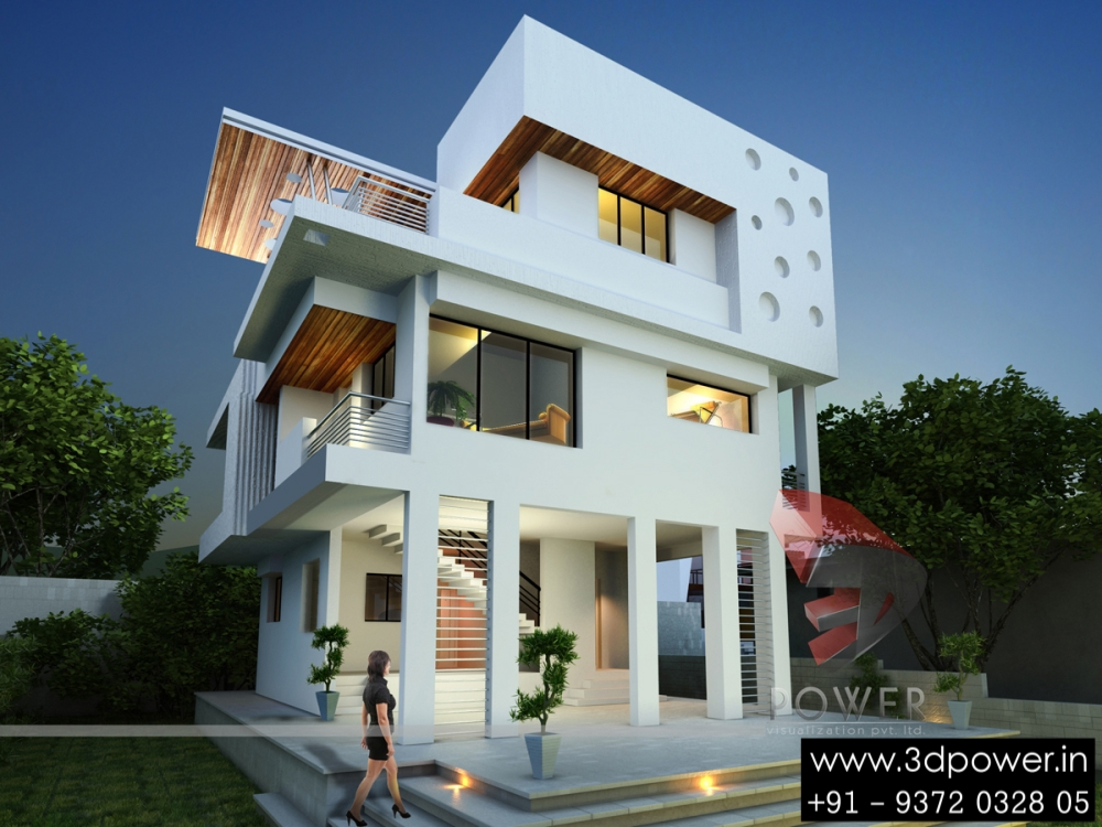 Ultra Modern Home Designs | Home Designs: Latest Trends in ...