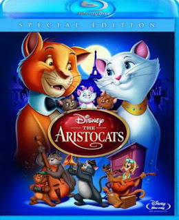 The AristoCats (1970) BRRip 525MB MKV