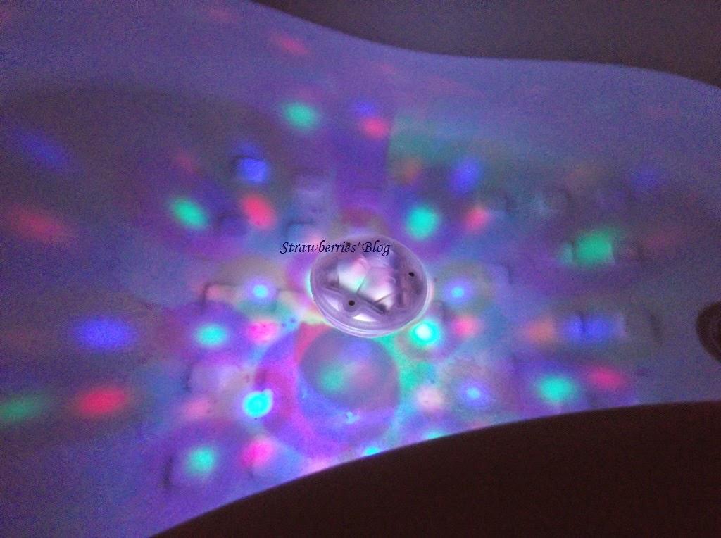 Il blog di fantastica realt show di luci per vasca o - Luci per piscina ...