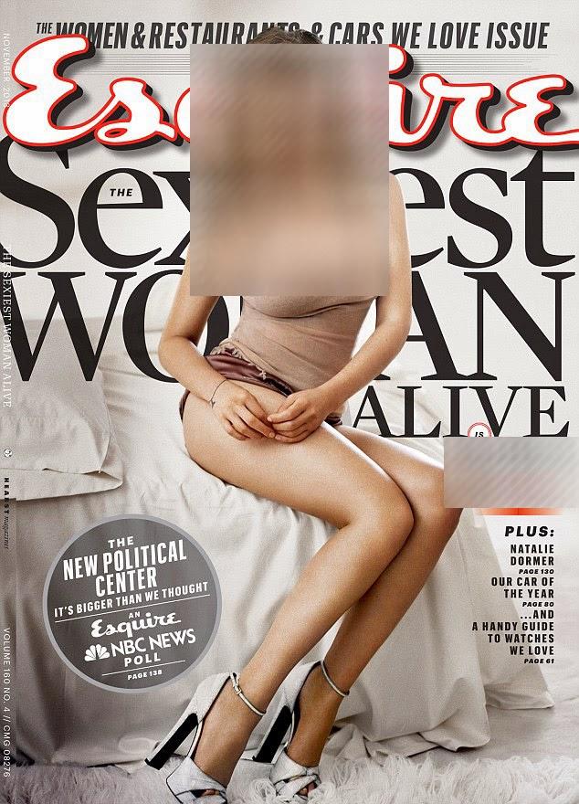 Ohsenyum : (5 Gambar) Artis Hollywood Paling Seksi Tahun 2013