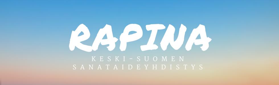Keski-Suomen Sanataideyhdistys Rapina ry
