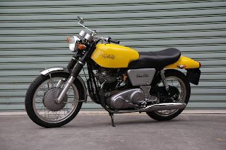 1969 Norton Commando Fastback For Sale