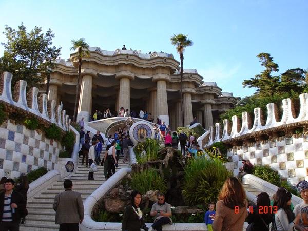 Barcelona, dragoste naturala din prima
