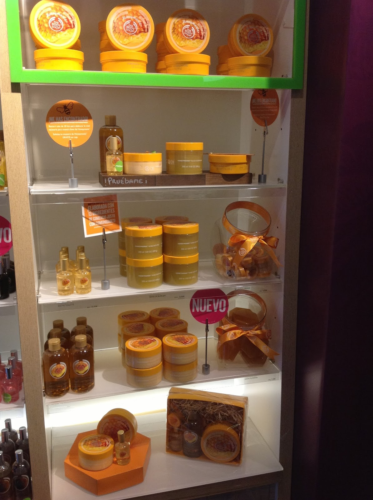 honeymania-thebodyshop