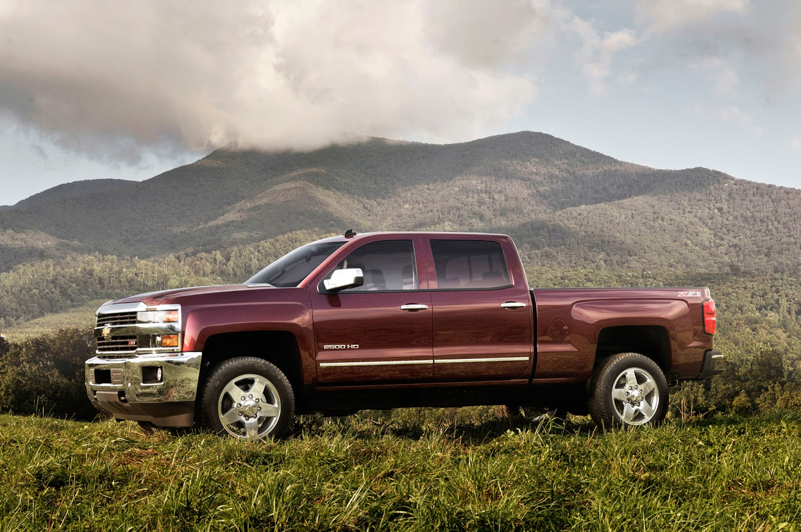 2015 Chevrolet Silverado Heavy Duty Now Offered in the Middle East
