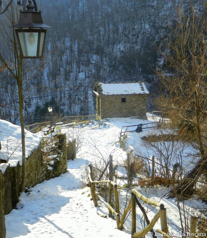 Rocca Ricciarda, Valdarno, Toscana