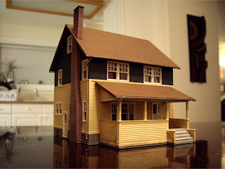 Kate's Colonial Home kit by Atlas