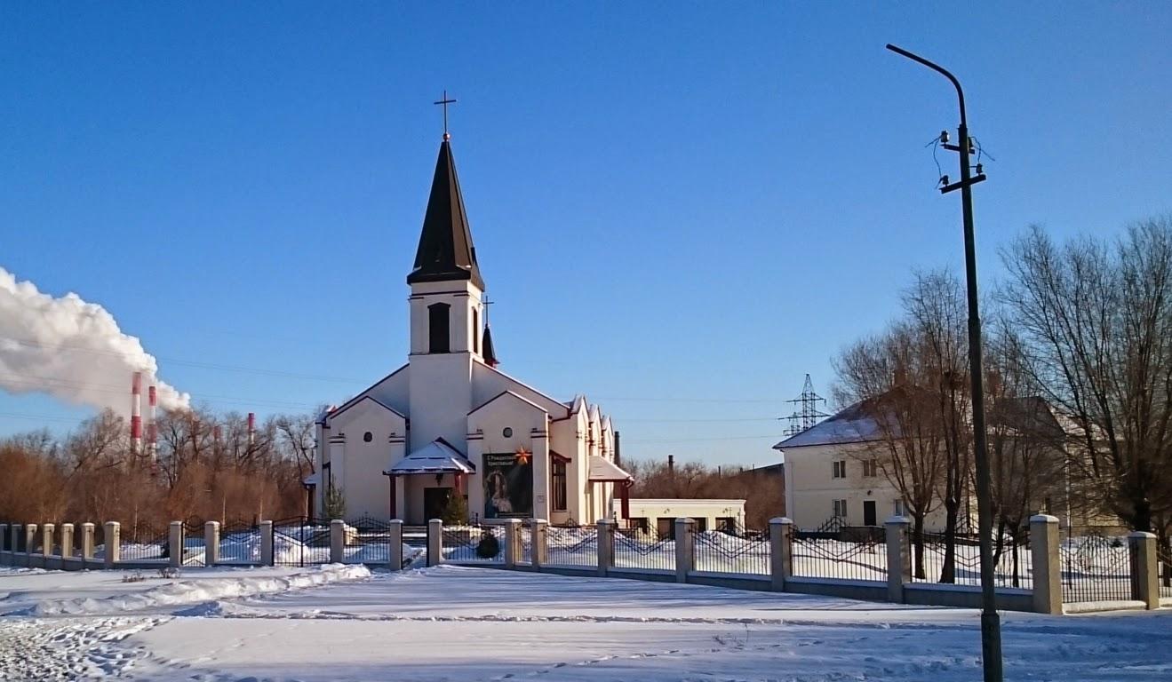 Katholisch in Südrussland: Letzter Tag der Weihnachtszeit