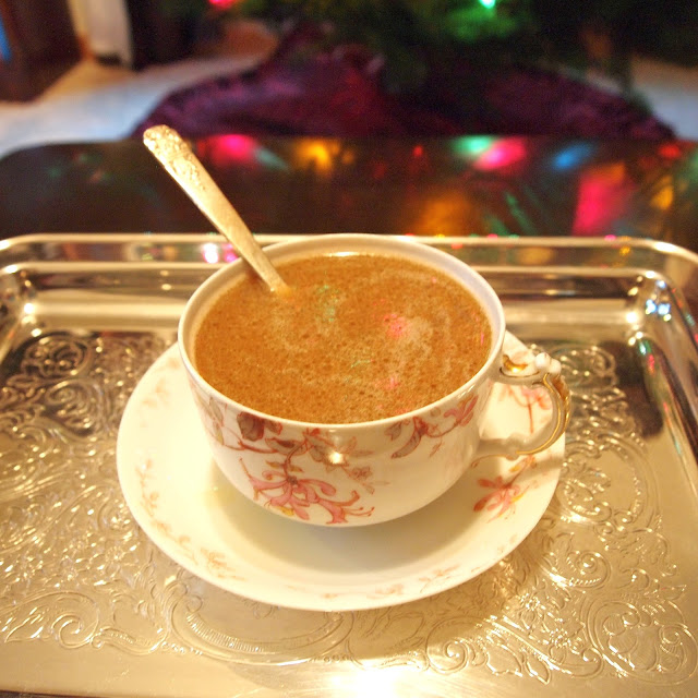 The Alchemist: Hot Buttered Rum