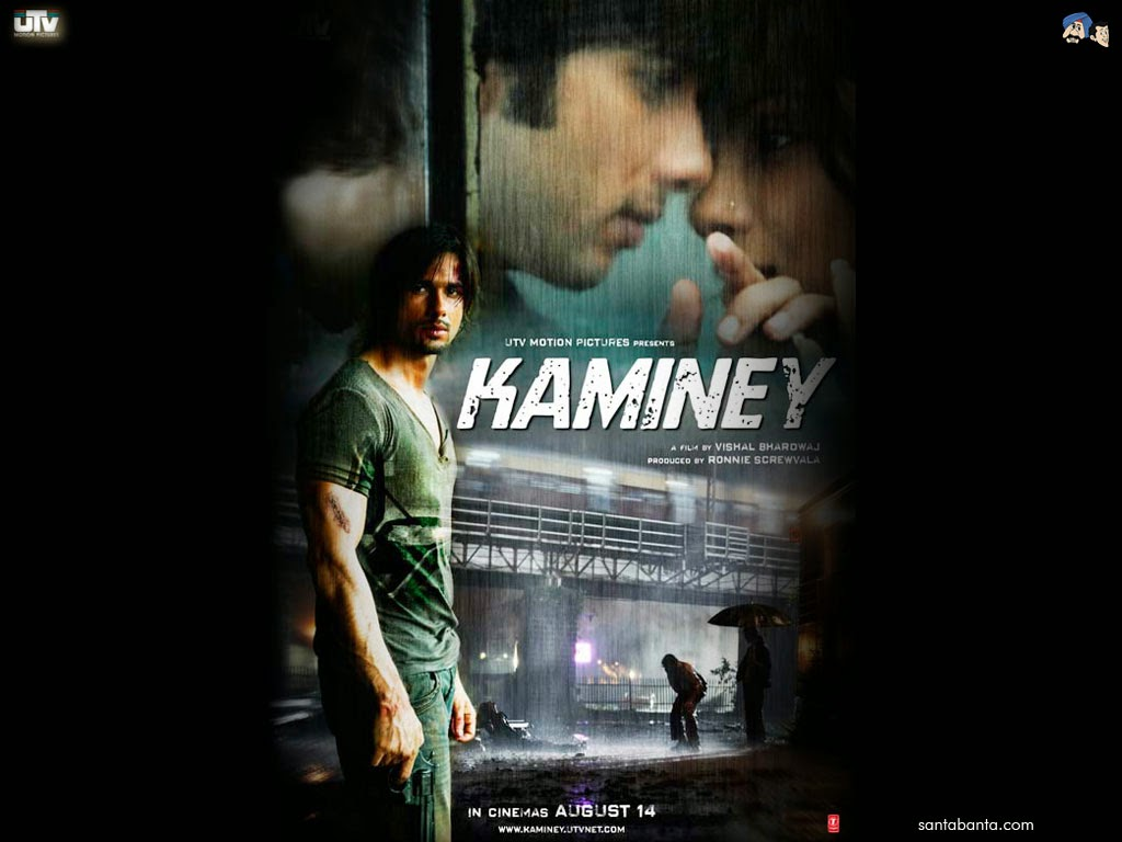 Kaminey 2009 BluRay 480p amp 720p Streaming Full HD Movie