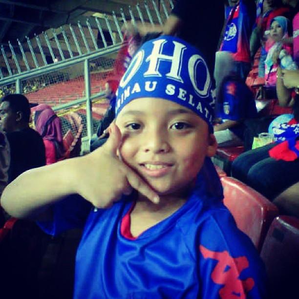 JDT, Piala FA, Red Warrior, Stadium Bukit Jalil, Pahang, Johor, Final Piala FA 2013,