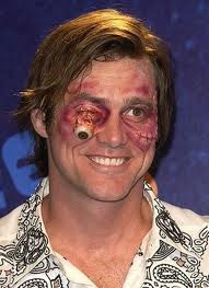 Celebrity Halloween Jim Carrey