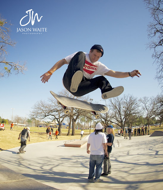 Cody Rocamontes Skatepark Grand Opening