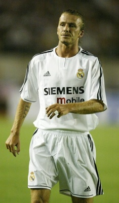 Model Rambut David Beckham 2003