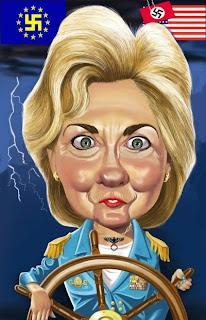 La Hillary Clinton Fascista