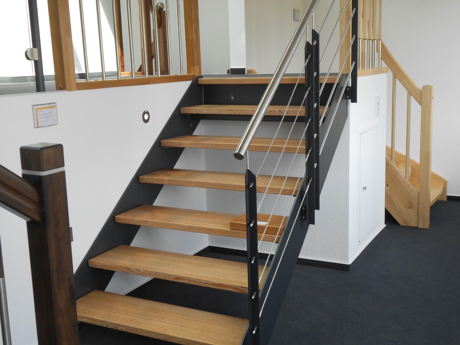 Fingerhaus vio treppe  Unser Bautagebuch: Bemusterung