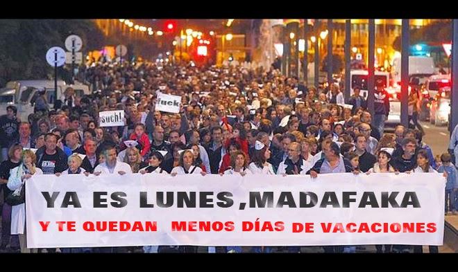 """""""envidia"""",""""insana"""",""""mala"""",""""lunes"""",""""vacaiones"""""""