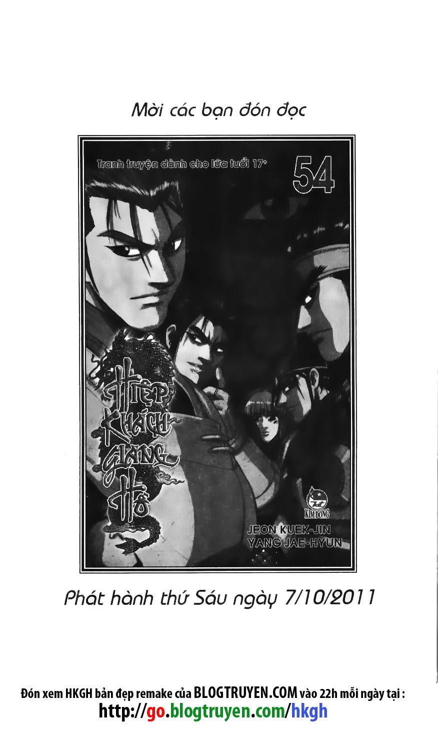 Hiệp Khách Giang Hồ chap 379 Trang 30 - Mangak.info