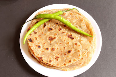 Health Benefits of Eating Roti