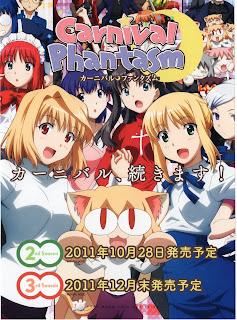 Carnival Phantasm anime