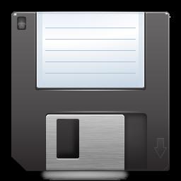 Minimal Ui Save Icon