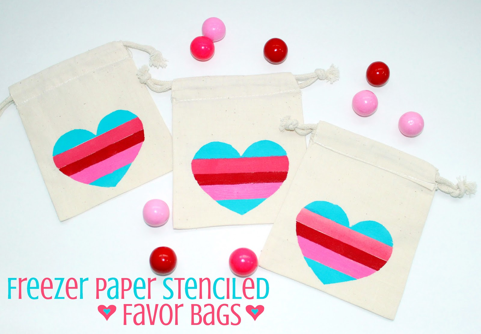 freezer-paper-stenciled-favor-bags