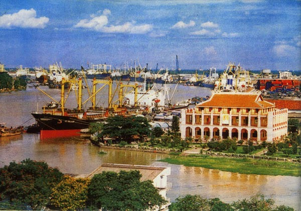 Ho chi minh port, beautiful places in Vietnam through eyes of foreigners, new beautiful places to see in Vietnam